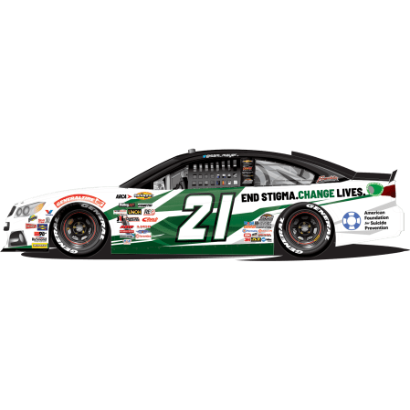 Sam Mayer's No. 21 ESCL Chevrolet SS (PC : Dick Claveloux)