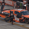 Video: Daniel Hemric Strikes Tire Carrier On Pit Road In Miami