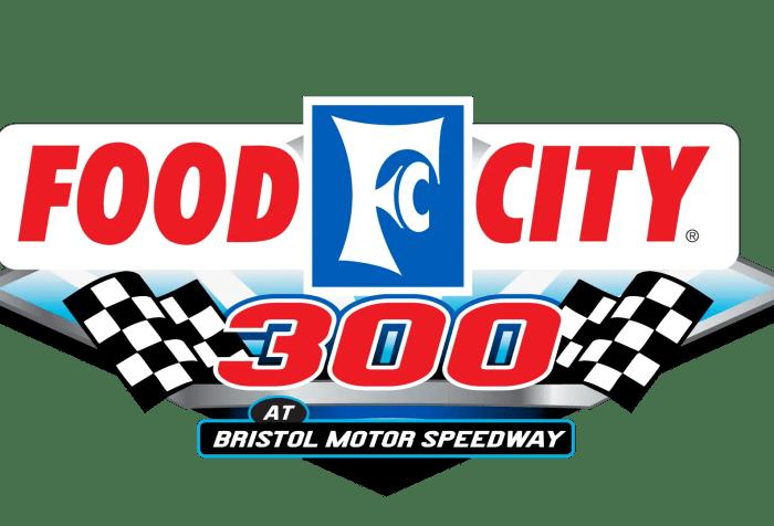 2021 NASCAR Xfinity Series Food City 300 Bristol Starting Lineup
