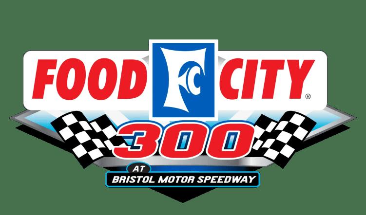2021 NASCAR Xfinity Series Food City 300 Bristol race results
