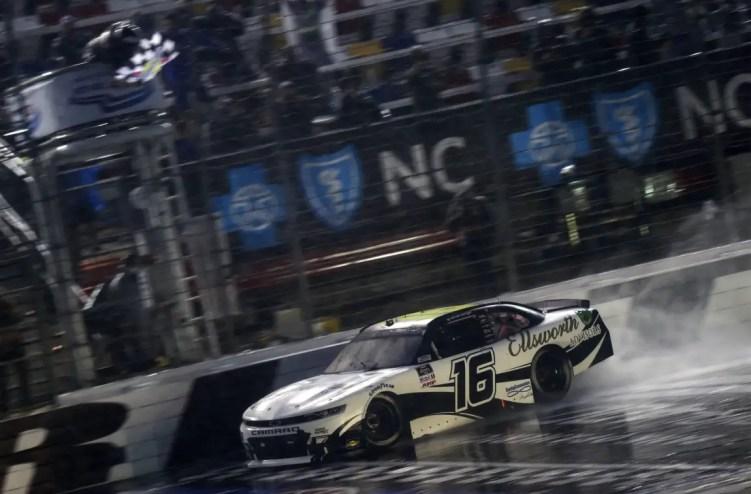 NASCAR Xfinity DFS Roval