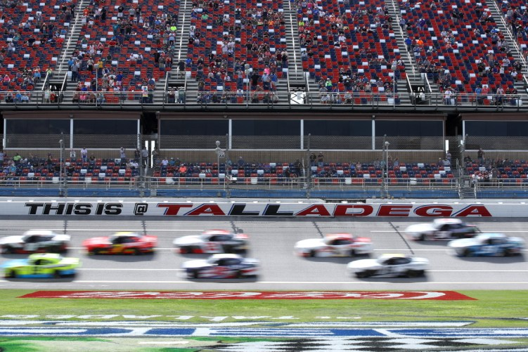 NASCAR Xfinity DFS Talladega