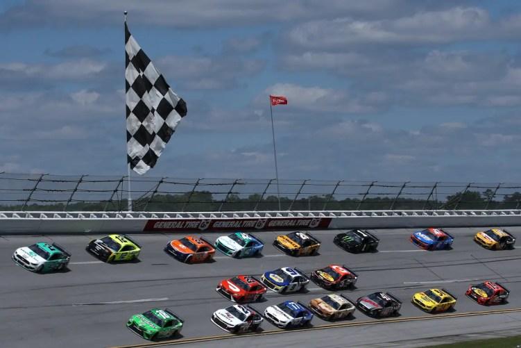 NASCAR DFS Talladega