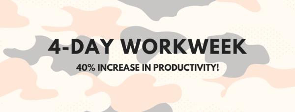 4 day workweek microsoft