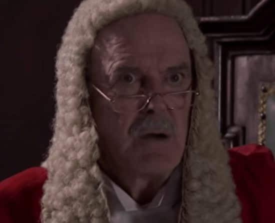 john cleese, judge, better meetings, Toby Elwin, blog