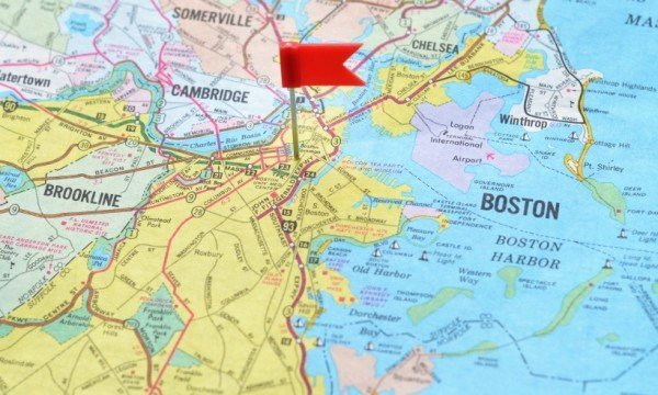hub, boston, map, flag, innovation, cluster, engineer, Toby Elwin, blog