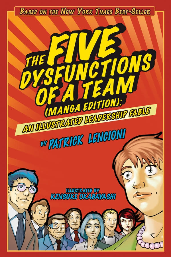 Five Dysfunctions of a Team, Toby Elwin, blog, 4 questions leaders need to ask themselves