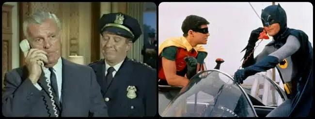 Commissioner Gordon, Batman, Robin, change management, Toby Elwin, blog