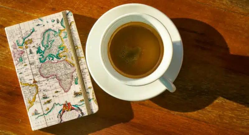 Fast Start, conversation, coffee
