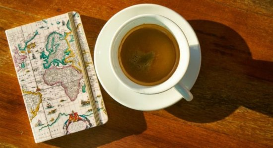 Fast Start, blog, Toby Elwin, cup of coffee