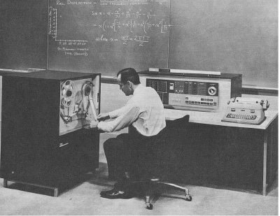 IBM1620A, reengineering, marketing, Toby Elwin, blog