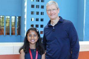 Anvitha-Vijay-apple-tim-cook