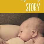 A breast feeding story