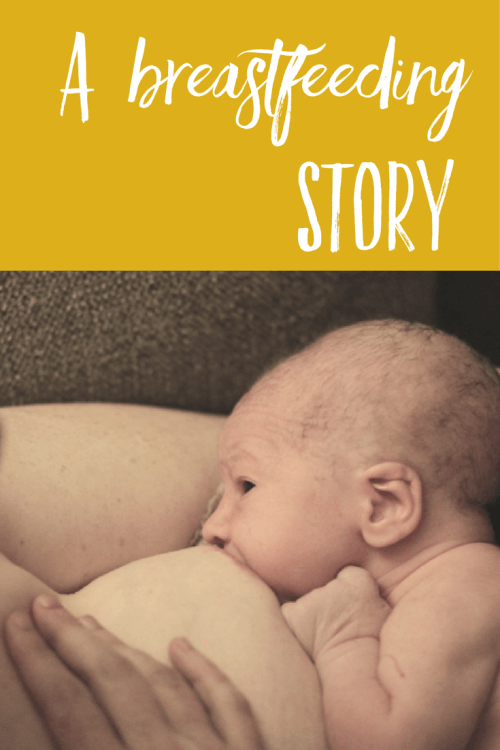 A breast feeding story