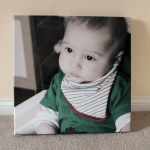 Review and Giveaway: Canvas Design photo canvas (Giveaway ended)