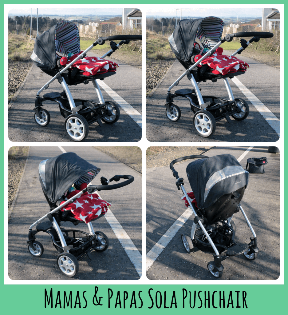f63a5be28a Review: Mamas & Papas Sola travel system - Toby Goes Bananas