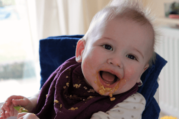 Porridge face
