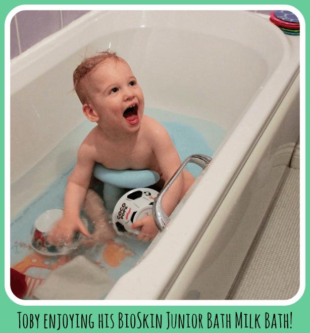 Bioskin Junior Bath Milk