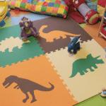 Review: Soft Floor Kids Jurassic Mats