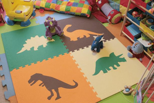 Jurassic mats