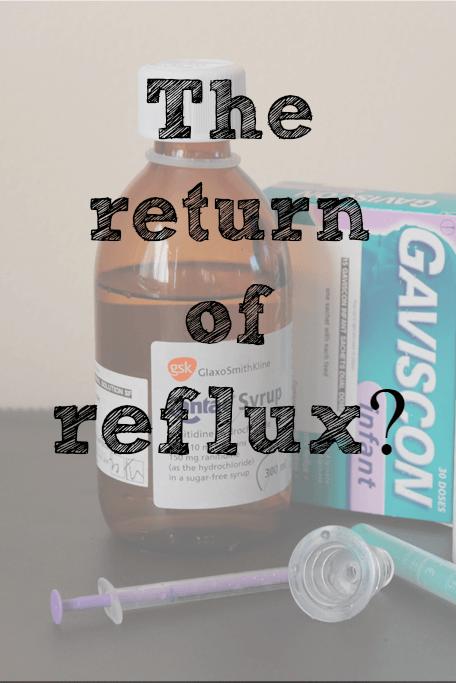 return of reflux