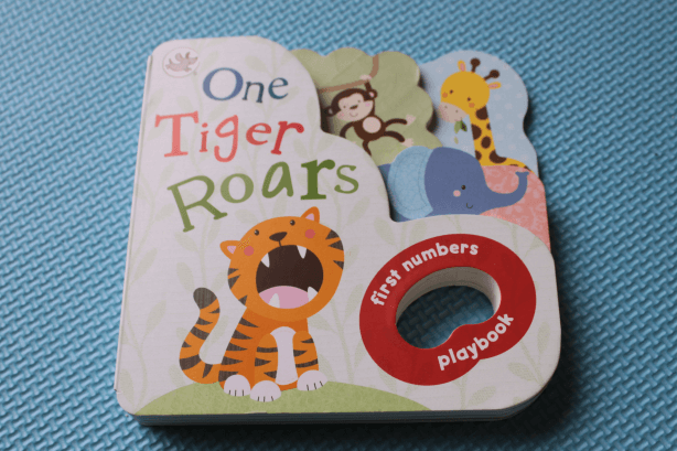 One Tiger Roars