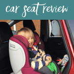 Review: Britax Dualfix car seat