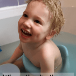 Help! My toddler suddenly hates the bath!