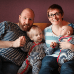 Me & Mine: A Family Portrait (September 2015)