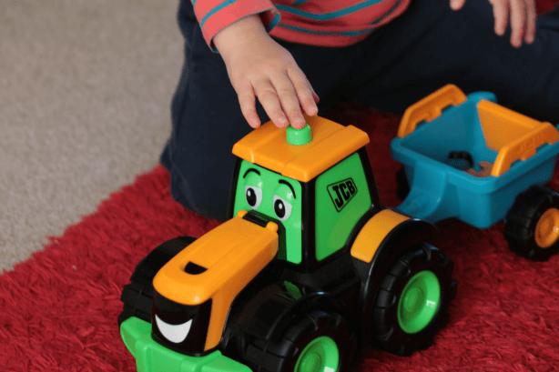 JCB Tractor Tim