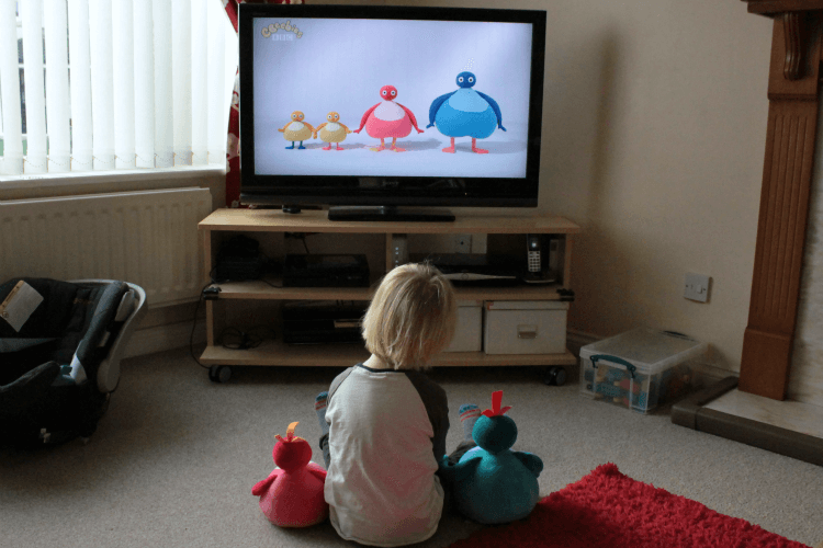 watching Twirlywoos