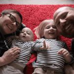 Me & Mine // A Family Portrait (January 2016)