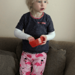 What Toby Wore // The Princess and the Frock