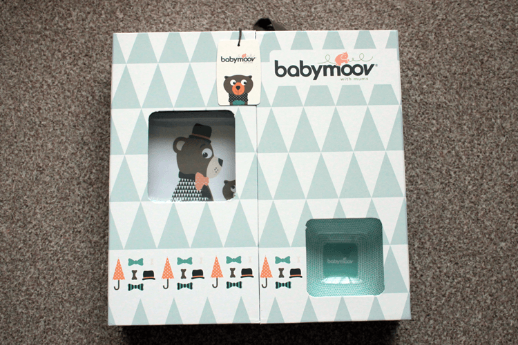 Babymoov Lunch Set giftbox