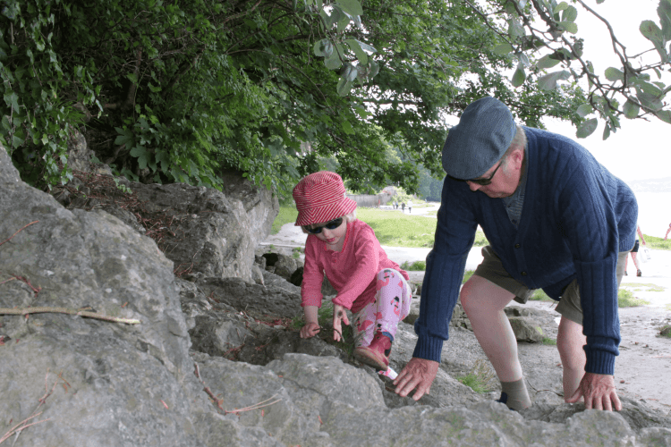 toby-doing-some-rock-climbing-with-his-grandad