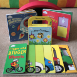 Review: Milly & Flynn books