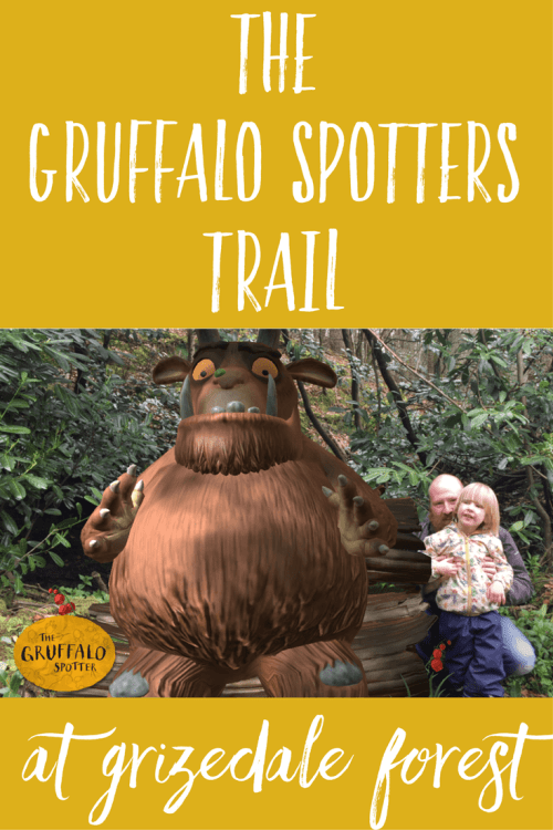 The Gruffalo Spotters trail at Grizedale Forest