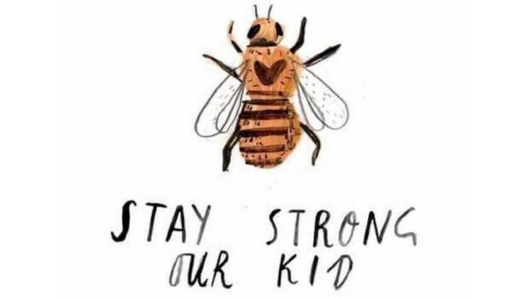 Stay Strong Our Kid - my thoughts on Manchester