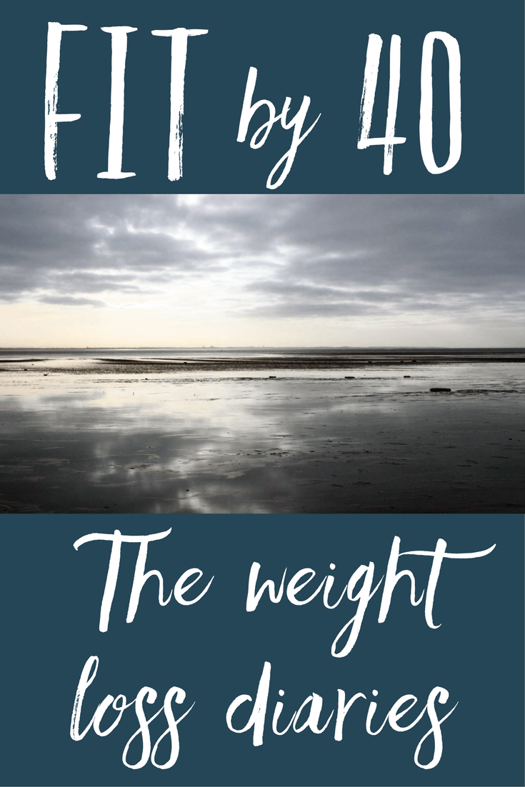 Fit by 40 - The weight loss diaries days 0-13