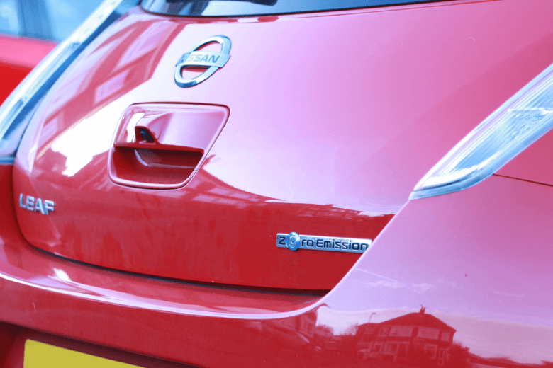 An electric car for more sustainable transport