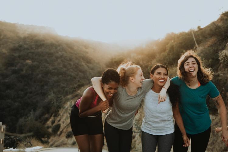 Make new friends abroad