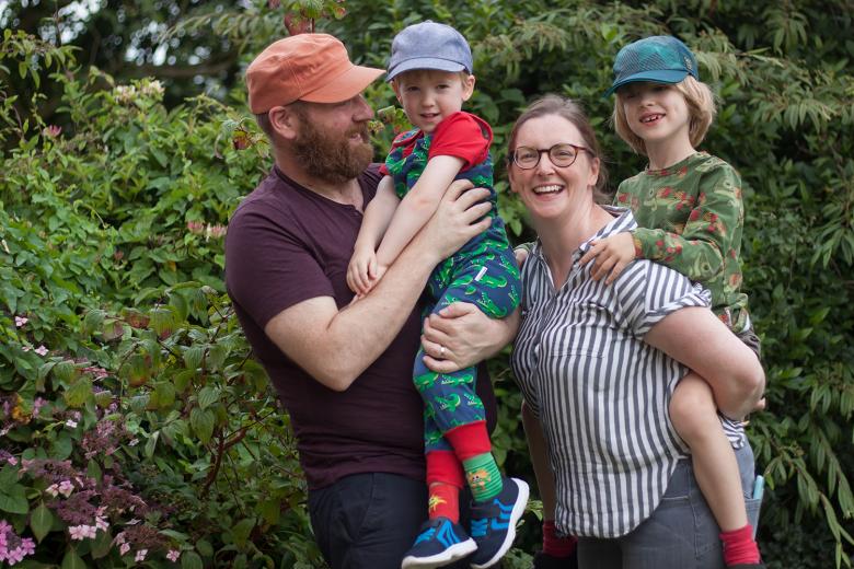 Family portrait July 2019