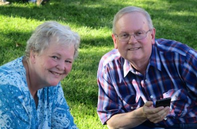 Toby and Irene Nixon