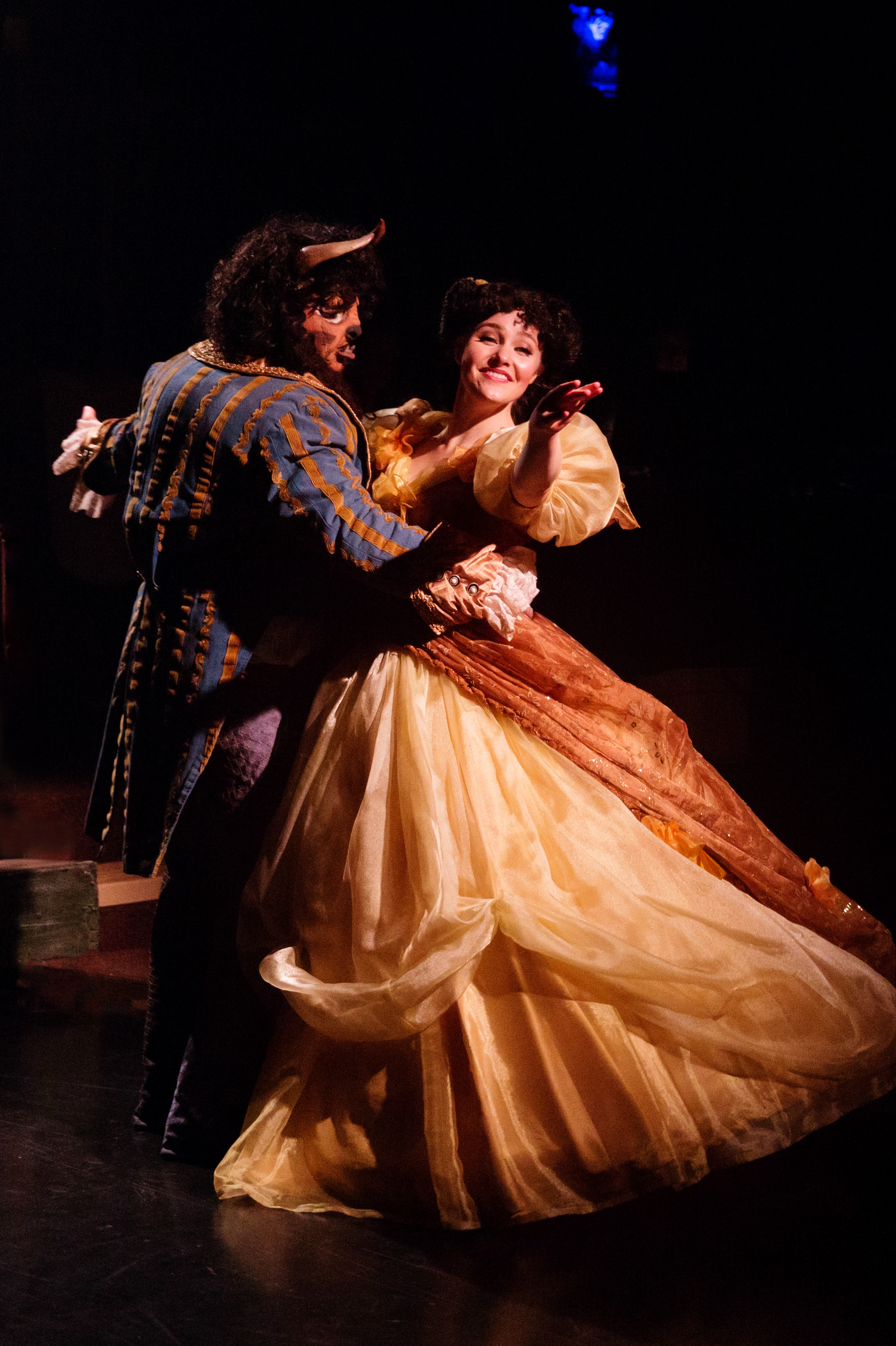 Disneys Beauty and the Beast  Tobys Dinner Theatre