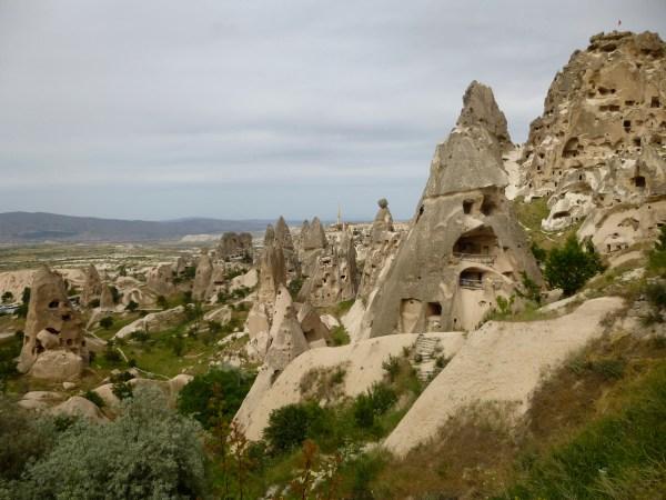 The lemon caves of Cappadocia Turkey lemons lemons lemons