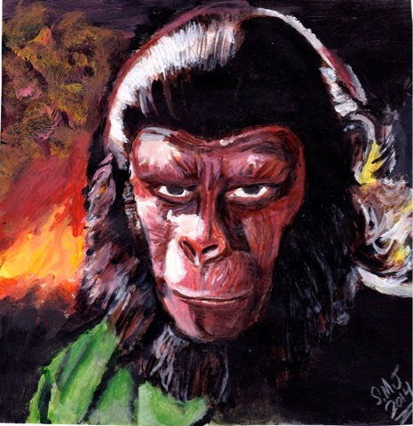 Planet of the Apes (2)