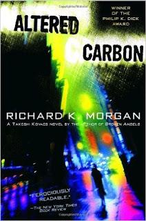 #top100 #scifi Num:80 Altered Carbon