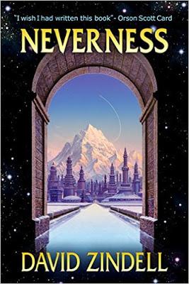 #top100 #scifi Num:75 Neverness