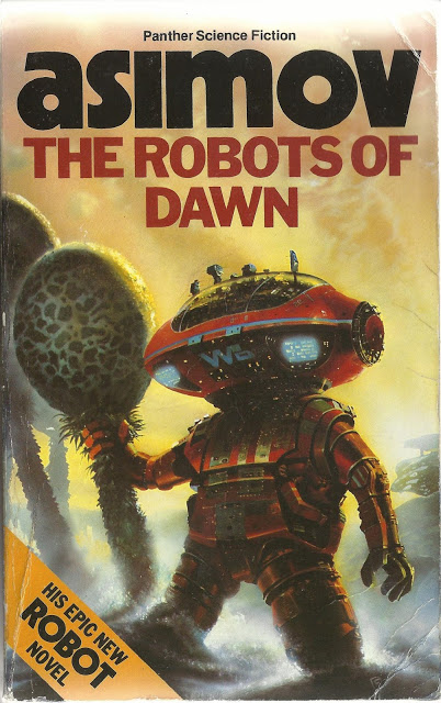 My #top100 #scifi Num:48 The Robots of Dawn