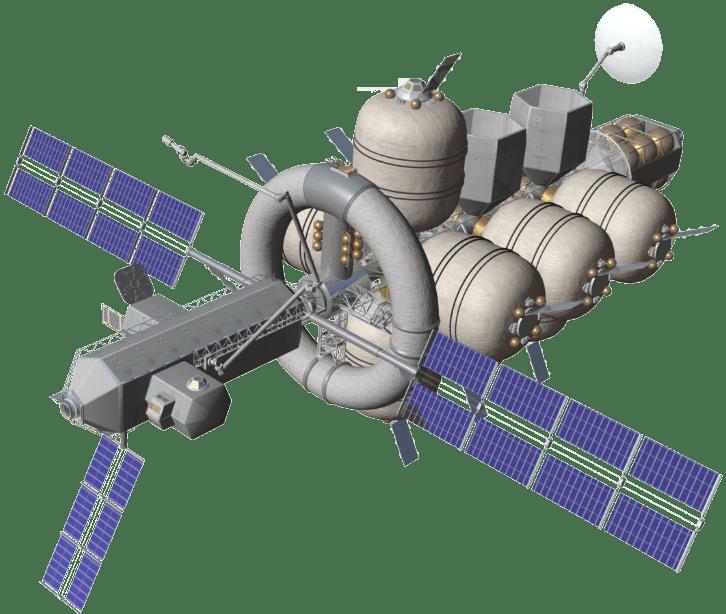 NAUTILUS-X Spaceship